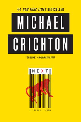 Next - Crichton, Michael