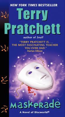 Maskerade - Pratchett, Terry