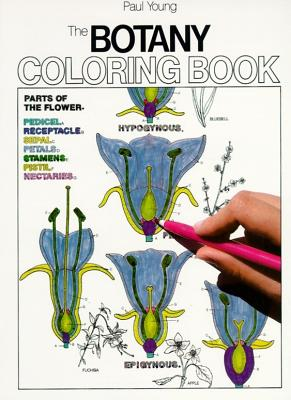 Botany Coloring Book - Young, Paul