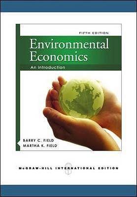 Environmental Economics - Field, Barry C., and Field, Martha K.