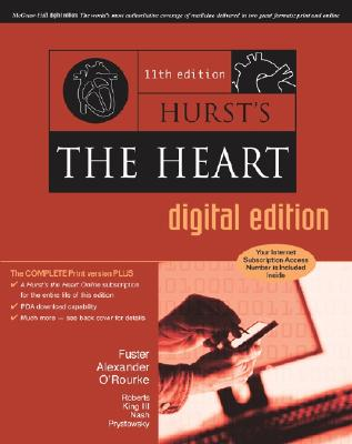 Hurst's the Heart, Digital Edition - Fuster, Valentin, M.D.