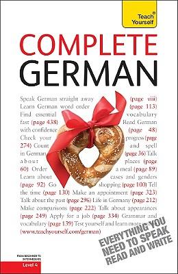 Complete German, Level 4 - Coggle, Paul, and Schenke, Heiner