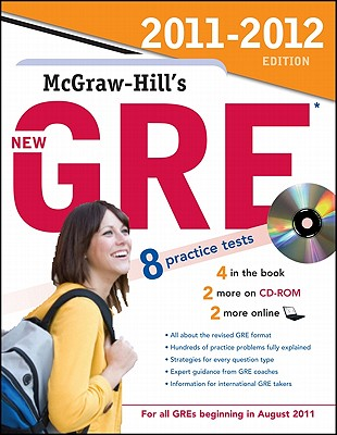 McGraw-Hills New GRE 2011-2012: Set 2 - Dulan, Steven W.