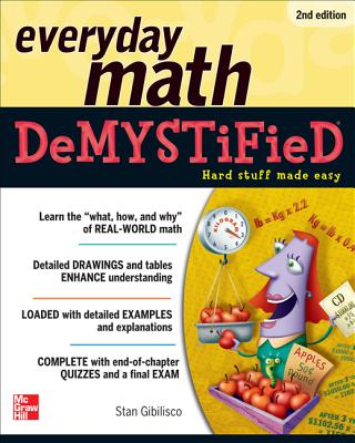 Everyday Math Demystified - Gibilisco, Stan