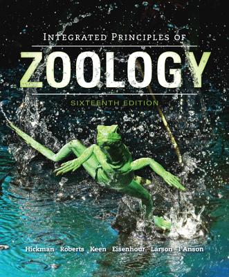 Integrated Principles of Zoology - Hickman, Cleveland  P., Jr., and Keen, Susan L., and Larson, Allan L.