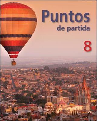 Puntos de Partida: An Invitation To Spanish - Knorre, Marty, and Dorwick, Thalia, and Perez-Girones, Ana Maria