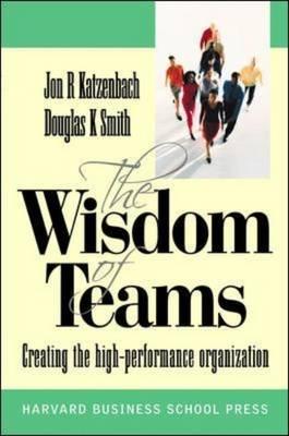Wisdom of Teams: European Version: Creating the High Performance Organisation - Katzenbach, Jon R.