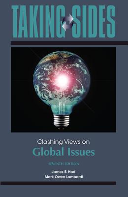 Clashing Views on Global Issues - Harf, James E (Editor), and Lombardi, Mark Owen (Editor)