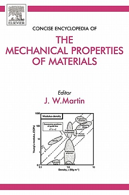 Concise Encyclopedia of the Mechanical Properties of Materials - Martin, J W