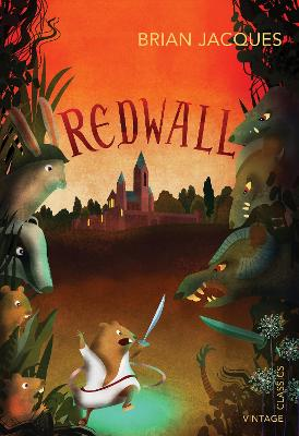Redwall - Jacques, Brian