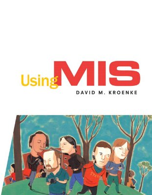 Using MIS - Kroenke, David M