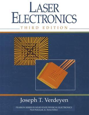 Laser Electronics - Verdeyen, Joseph T