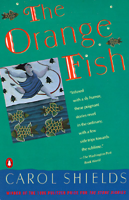 The Orange Fish - Shields, Carol