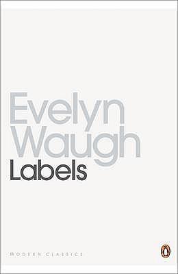 Labels: A Mediterranean Journal - Waugh, Evelyn