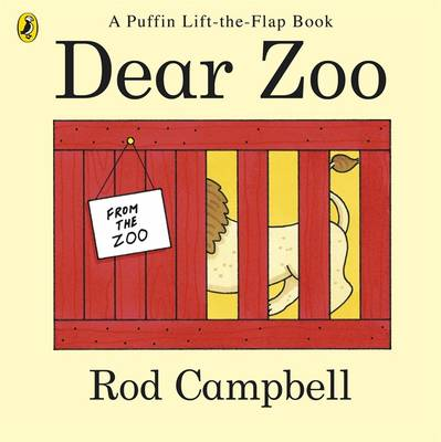 Dear Zoo - Ahlberg, Janet, and Campbell, Rod