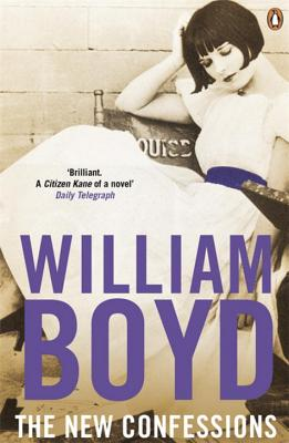 The New Confessions - Boyd, William
