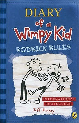 Rodrick Rules: Diary of a Wimpy Kid - Kinney, Jeff