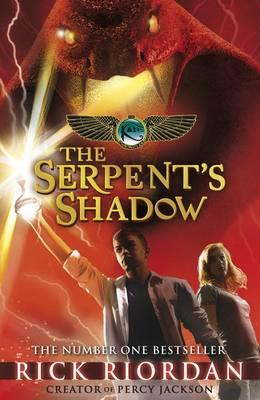The Serpent's Shadow - Riordan, Rick (Contributions by)