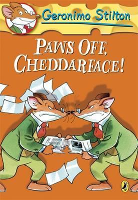 Paws off, Cheddarface! - Stilton, Geronimo
