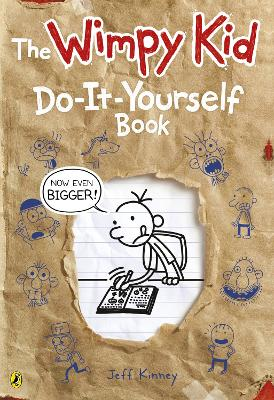 Diary of a Wimpy Kid: Do-It-Yourself Book - Kinney, Jeff