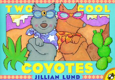 Two Cool Coyotes -