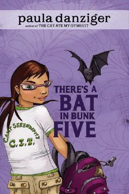 There's a Bat in Bunk Five - Danziger, Paula