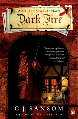 Dark Fire - Sansom, C J