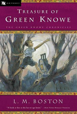 Treasure of Green Knowe - Boston, L M