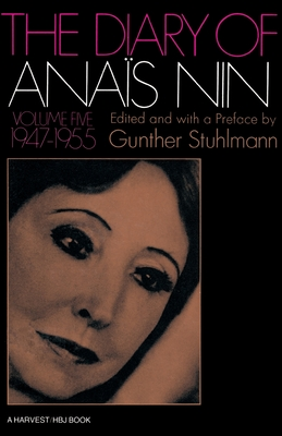 1947-1955 - Stuhlmann, Gunther (Preface by), and Nin, Anais