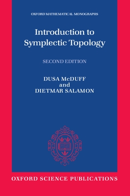 Introduction to Symplectic Topology - McDuff, Dusa (Preface by), and Salamon, Dietmar (Preface by)