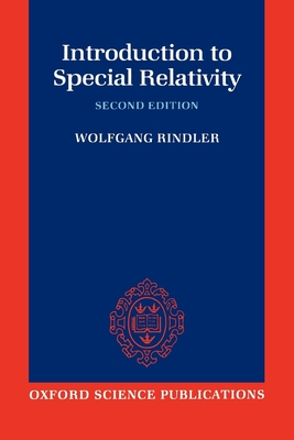 Introduction to Special Relativity - Rindler, Wolfgang