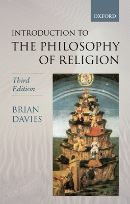 An Introduction to the Philosophy of Religion - Davies, Brian