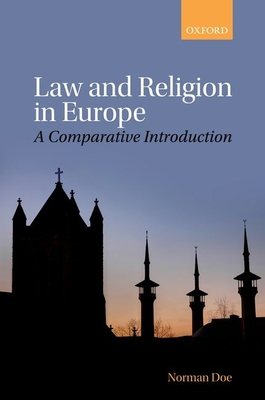 Law and Religion in Europe: A Comparative Introduction - Doe, Norman