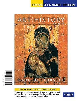 Art History, Volume One - Stokstad, Marilyn