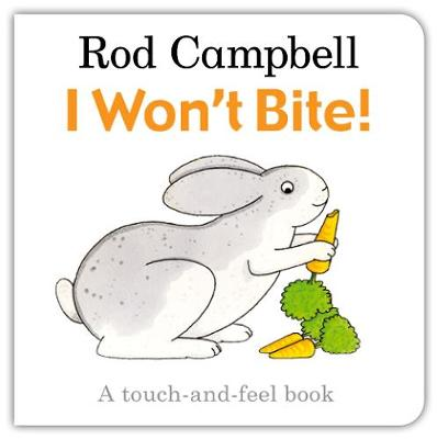 I Won't Bite! - Campbell, Rod