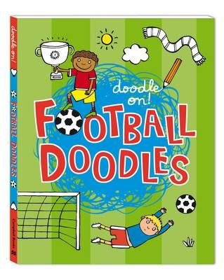 Doodle On!: Football Doodles - Cookson, Paul