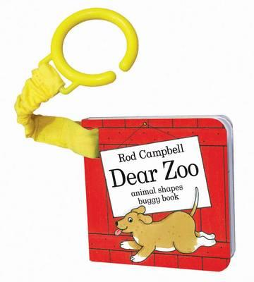 Dear Zoo Animal Shapes Buggy Book - Campbell, Rod