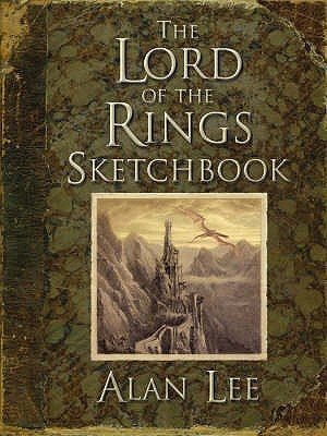 "The ""Lord of the Rings"" Sketchbook: Portfolio - Tolkien, J. R. R."