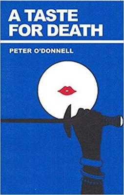 A Taste for Death - O'Donnell, Peter