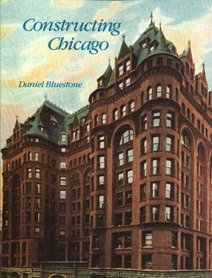 Constructing Chicago - BlueStone, Daniel, Professor