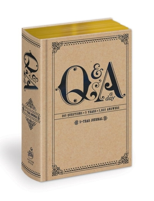 Q & A a Day: 5-Year Journal - Potter Style (Creator)