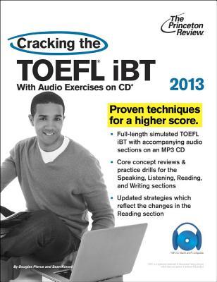 Cracking the TOEFL iBT - Pierce, Douglas, and Kinsell, Sean