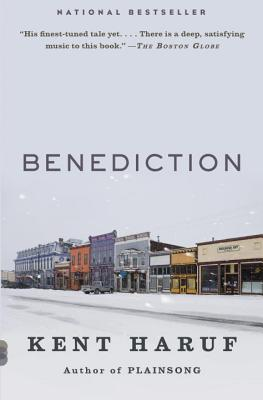 Benediction - Haruf, Kent