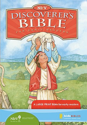 NIrV Discoverer's Bible for Young Readers - O'Malley, Kathleen (Illustrator)