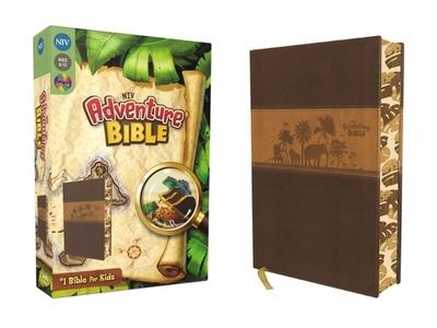 Adventure Bible-NIV - Richards, Lawrence O, Mr. (Editor)