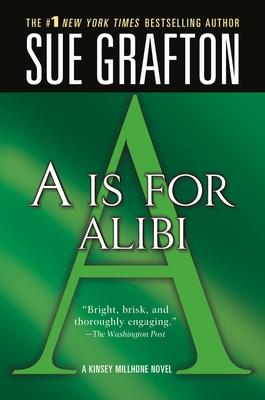 A is for Alibi - Grafton, Sue