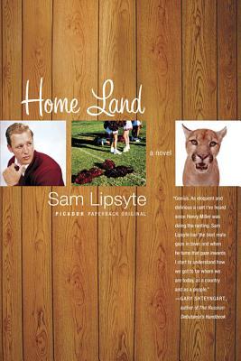 Home Land - Lipsyte, Sam