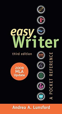 Easy Writer 3e 09 MLA Upd - Lunsford, Andrea A