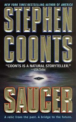 Saucer - Coonts, Stephen