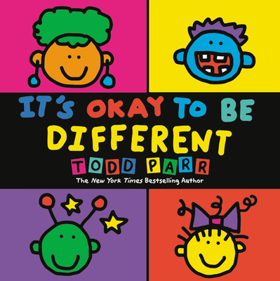 It's Okay to Be Different - Parr, Todd